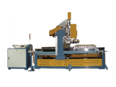 Ultrasonic welding machine for copper plates to copper tubes