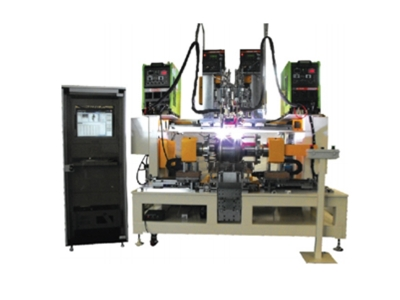 Stainless steel tank vision welding machine