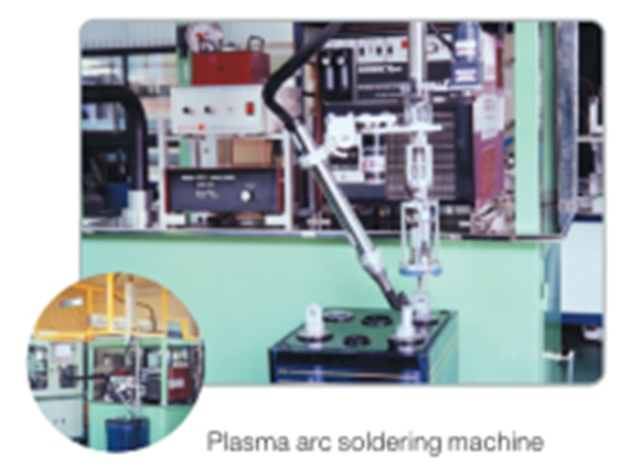 Plasma battery pots soldering machine.png
