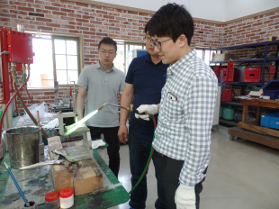 Brazing training3